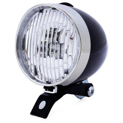 3 LEDs Retro Vintage Bike Headlight