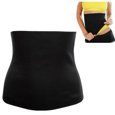 Slimming Breathable Self-heating Elastic Corset Waist Trainer Cincher Belt Shapewear