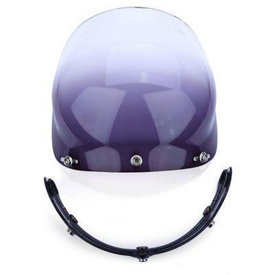 3-Pin Buckle Motorcycle Helmet Lens