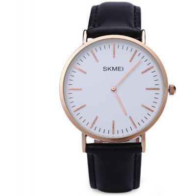 SKMEI 1181 Men Ultrathin Dial Quartz Watch
