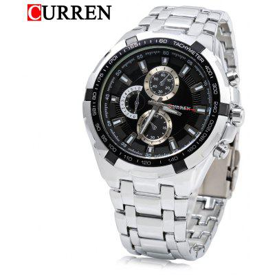 CURREN 8023 Men Quartz Watch