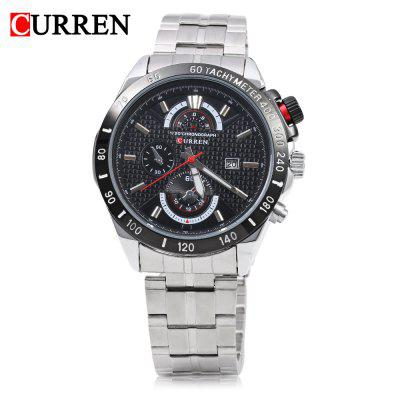 CURREN 8148 Male Quartz Watch curren 8148 male quartz watch