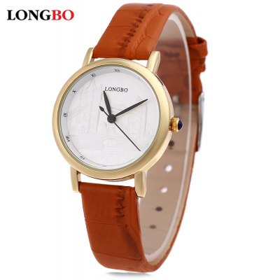 LONGBO 80035L Female Quartz Watch