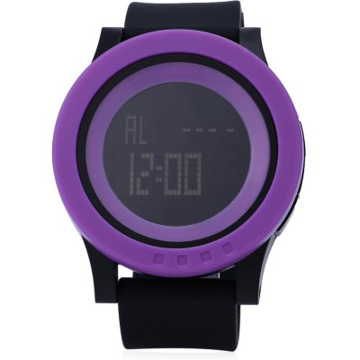 SKMEI 1142 Men Sport LED Digital WatchMens Watches<br>SKMEI 1142 Men Sport LED Digital Watch<br><br>Band Length: 8.46<br>Band Length Unit: inch<br>Band Material Type: Silicone<br>Band Width: 26mm<br>Case material: PC<br>Case Shape: Round<br>Clasp type: Pin Clasp<br>Dial Diameter: 1.97<br>Dial Diameter Unit: inch<br>Dial Display: Digital<br>Dial Window Material Type: Glass<br>Gender: Men<br>Movement: Digital<br>Package Contents: 1 x SKMEI 1142 Men Sport LED Digital Watch<br>Package Size(L x W x H): 28.00 x 6.20 x 2.40 cm / 11.02 x 2.44 x 0.94 inches<br>Package weight: 0.096 kg<br>Product Size(L x W x H): 27.00 x 5.20 x 1.40 cm / 10.63 x 2.05 x 0.55 inches<br>Product weight: 0.065 kg