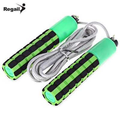 REGAIL 219 3M Jump Rope with Soft Sponge Handle Counter