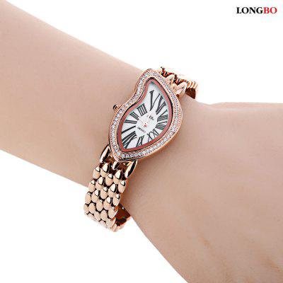 LONGBO 6059 Women Quartz Watch