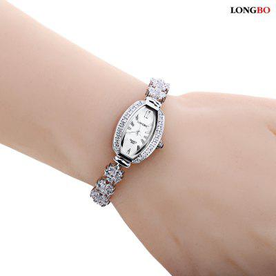 LONGBO 6053 Women Quartz Watch