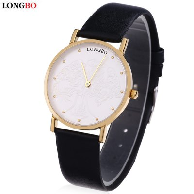 LONGBO 80026G Male Quartz Watch
