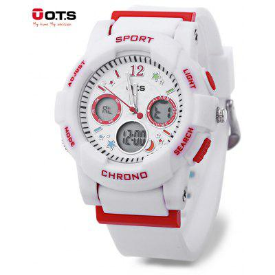 OTS Kids Waterproof Multi Function Digital Quartz Wrist Watch