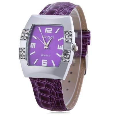 SLOGGI Women Quartz Tonneau Dial Watch