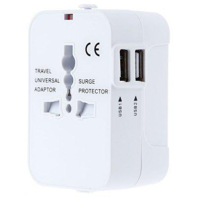 Worldwide Travel Power Plug Wall AC Adapter Charger