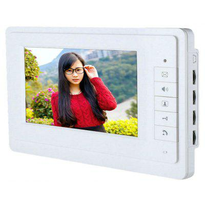 SY819M11 7 Inch HD Doorbell Camera Video Intercom Door Phone System