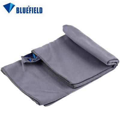 300 x 700mm Bluefield Portable Quick Dry Towel