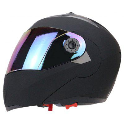 Full Face Colorful Shield Dual Visor Motorcycle Helmet quality flip up motorbike helmet dual visor system moto helmet for adults 10 color available safety helmet