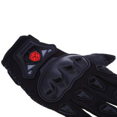 Paired Full Finger Motorcycle GlovesMotorcycle Gloves<br>Paired Full Finger Motorcycle Gloves<br><br>Gender: Unisex<br>Package Contents: 1 x Paired Full Finger Motorcycle Gloves<br>Package Size(L x W x H): 31.50 x 15.00 x 4.00 cm / 12.4 x 5.91 x 1.57 inches<br>Package weight: 0.163 kg<br>Product weight: 0.130 kg