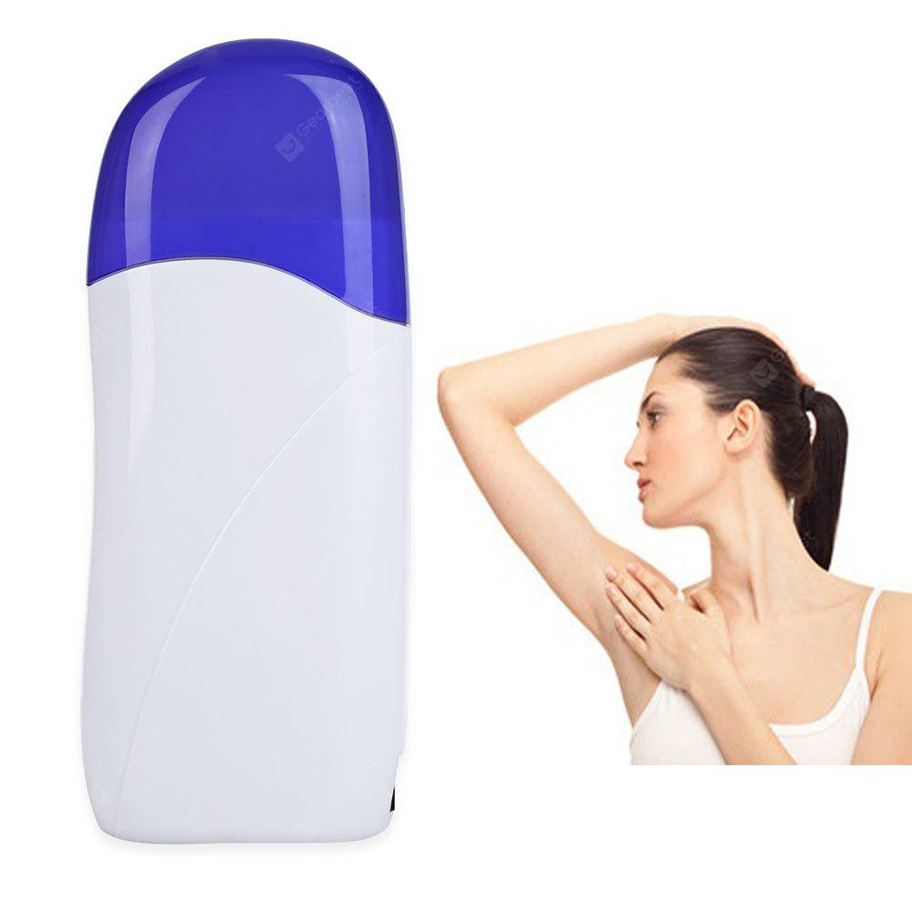 Electric Heater Waxing Paper Hair Removal Rolling Depilatory