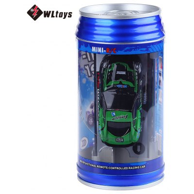 WLtoys 2015 - 1A 4CH RC Coke Racing Car