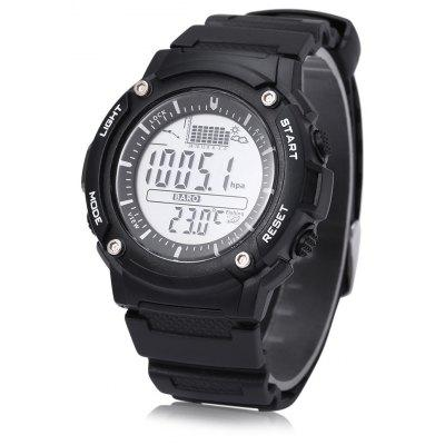 Unisex FR719A Digital Fishing Barometer Watch