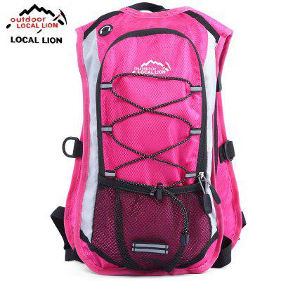 LOCAL LION Handy Polyester Bike Storage Bag Backpack Hiking Tool