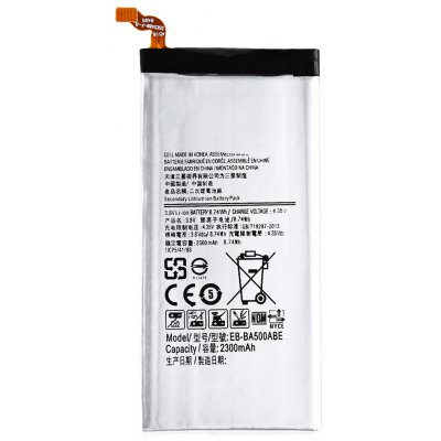 EB - BA500ABE 2300mAh Li-ion Battery Fitting for Samsung Galaxy A5 / A5000 / A500F