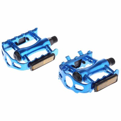 Paired Aluminum Alloy MTB BMX Fixed Gear Pedals