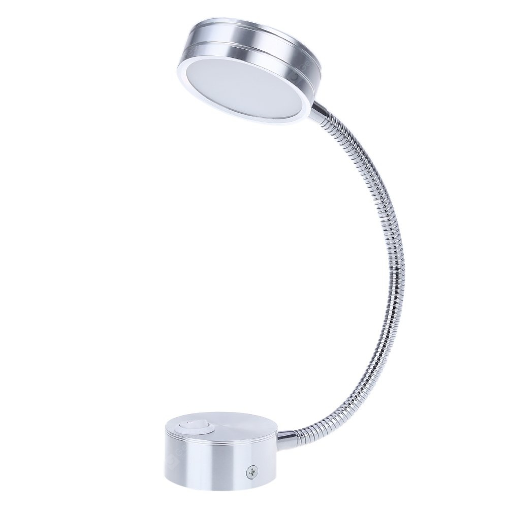 5W LED Bedroom Lamp with Knob Switch