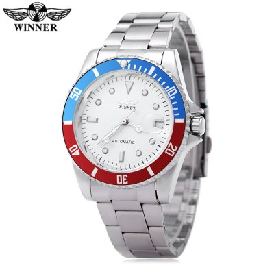 WINNER W042602 Male Automatic Mechanical Watch