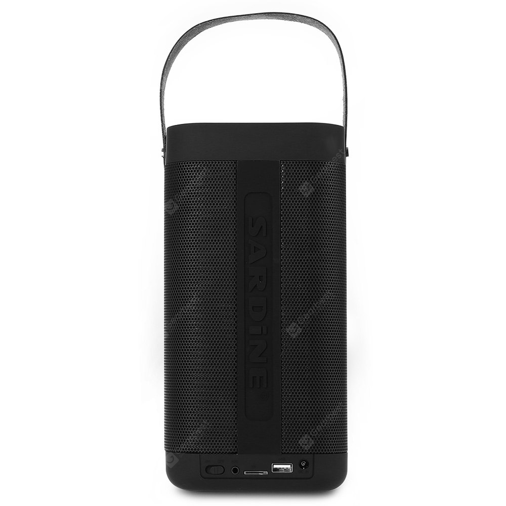 A9 Bluetooth Hand-held Design Stereo Speaker with Microphone
