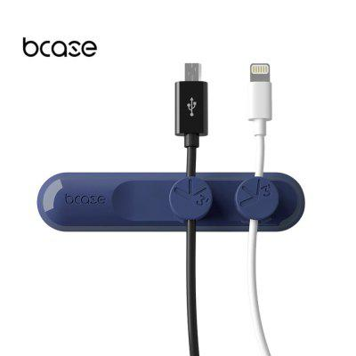 Bcase Tup Multipurpose Magnet Data Cable Desktop Cord Clip