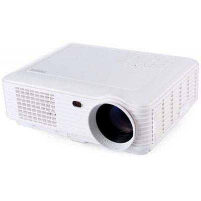 POWERFUL SV - 228 4000 Lumens 1280 × 800 Pixels Multimedia LCD Projector