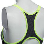 Ultra-soft Seamless Racerback Workout Bra for sale