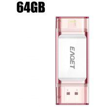 EAGET I60 64GB USB 3.0 OTG Flash Drive