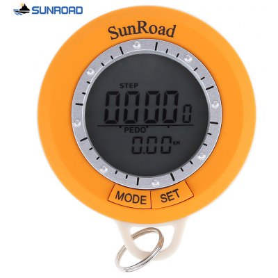 SUNROAD SR108S Multifunctional Digital Pedometer