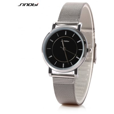 SINOBI 9600L Women Quartz Watch