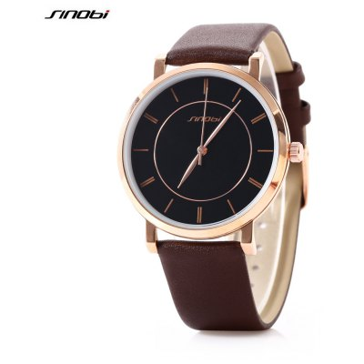 SINOBI 9600G Men Quartz Watch