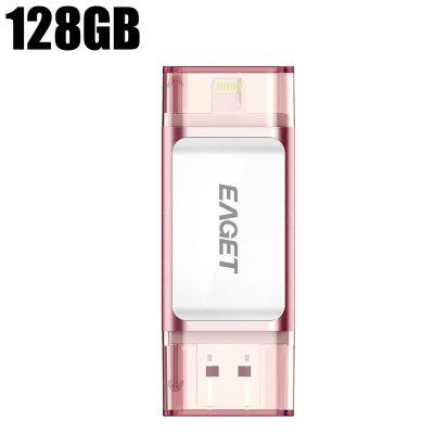 EAGET I60 128GB USB 3.0 OTG Flash Drive
