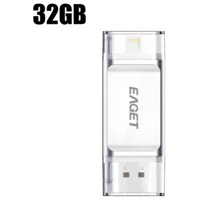 EAGET I60 32GB USB 3.0 OTG Flash Drive