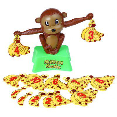 Monkey Balance Learning Math Toy
