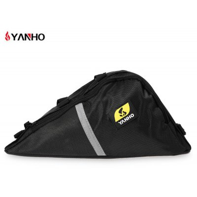 Yanho Outdoor Cycling Bag Front Frame Triangle Pouch