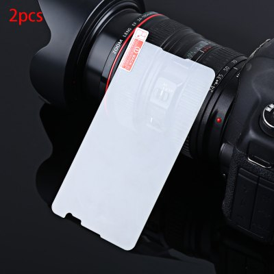 2pcs Tempered Glass Film for Sony E4 5.2 Inch