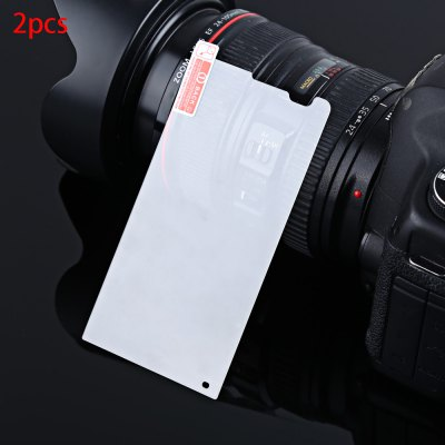 2pcs Tempered Glass Film for Sony M35H