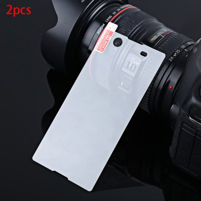 2pcs Tempered Glass Film for Sony M5