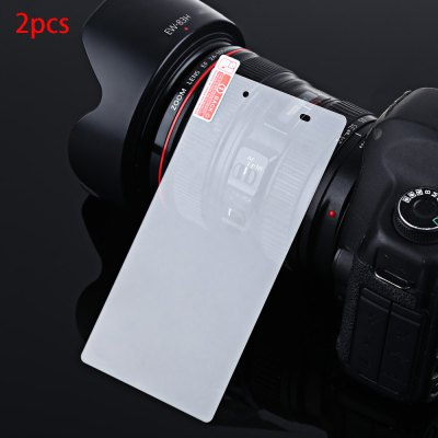 2pcs Tempered Glass Film for Sony Z2