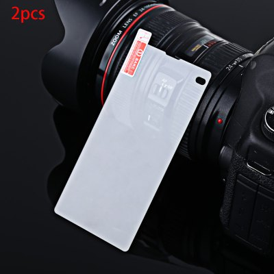 2pcs Tempered Glass Film for Sony Z1 Mini