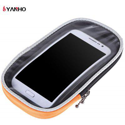 YANHO Bicycle Bike Touch Screen Handlebar Phone Bag