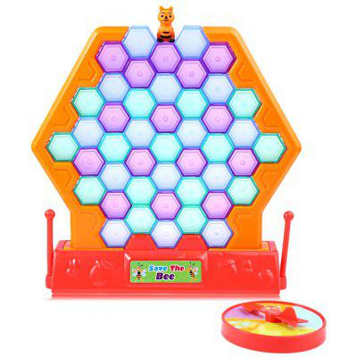 Baby Save Bee Block Game Toy