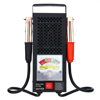 T16594 Automotive Vehicular 6V 12V Battery Tester