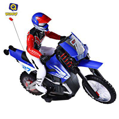 HUANQI 528 35MHz Off-road Radio Control RC Motorcycle