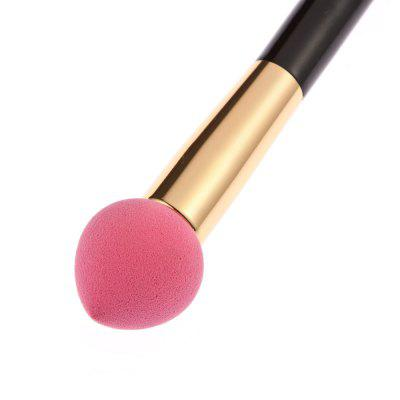Different Style Makeup Cosmetic Liquid Cream Foundation Sponge Lollipop Brush
