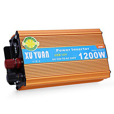 1200W Car Power Inverter with USB Charging Port